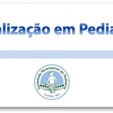 Atualização em Pediatria – Confira as datas das reuniões mensais