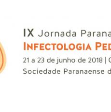 IX Jornada Paranaense de Infectologia Pediátrica será de 21 a 23 de junho