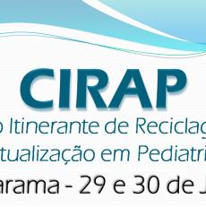 Curso Itinerante de Reciclagem e Atualização em Pediatria em Umuarama – 29 e 30 de Junho