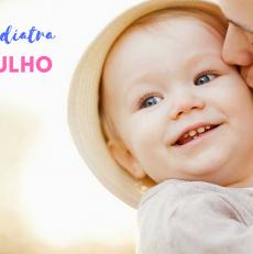 Dia do Pediatra – 27 de julho! Confira a mensagem da presidente da SPP