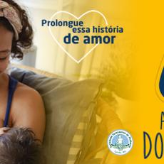Agosto Dourado – Mês de Incentivo ao Aleitamento Materno – Confira no vídeo!