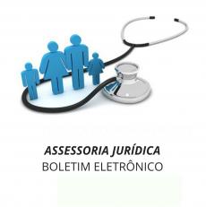 Assessoria Jurídica – Boletim Eletrônico – Tema: regras de contratos com planos de saúde