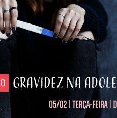 Fórum de Prevenção da Gravidez na Adolescência – Agende-se! 5 de fevereiro