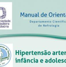 Hipertensão em Crianças e Adolescentes – Confira Manual preparado pela SBP