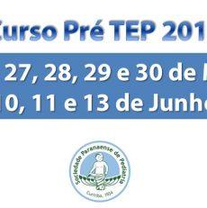 Curso preparatório para a Prova do TEP 2019 – Confira a programação
