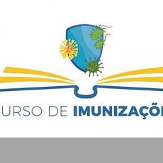 Curso de Imunizações. Em ambiente virtual. Veja mais informações