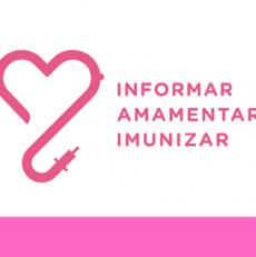 SBP reforça a importância do aleitamento materno e da vacinação