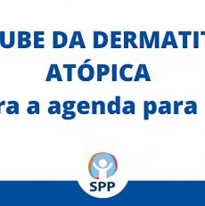 Confira a agenda do Clube da Dermatite Atópica para 2021 no HC e na SPP