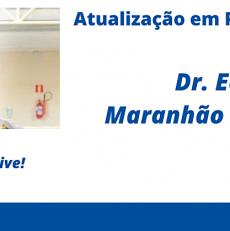 Dr. Eduardo Maranhão Gubert é convidado de Live pela SPP. Entre no site e confira o link