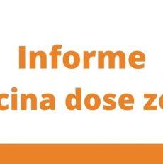Suspensão da aplicação da dose zero da vacina tríplice viral – Confira o informe